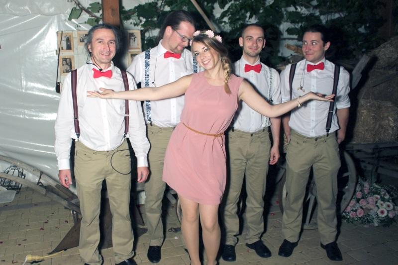 Vintage Swing Hochzeitsparty Tieschen  Graz Steiermark Hochzeitsband Galaband Partyband Liveband [einheits_brei]