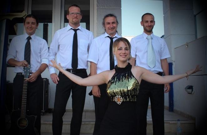 Silvesterparty in Salzburg Galaband Partyband Liveband [einheits_brei] aus Graz Steiermark