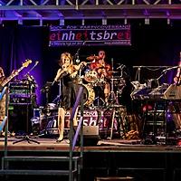 Rockband  «einheitsbrei» Kirtag St. Oswald  Steiermark