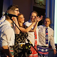 Weihnachtsparty Partyband Graz 2018_19